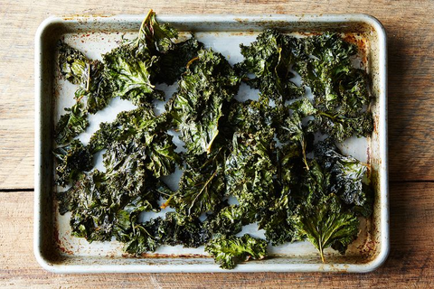 best chip recipes kale chips