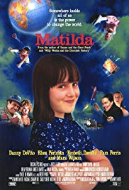 Matilda best family movies