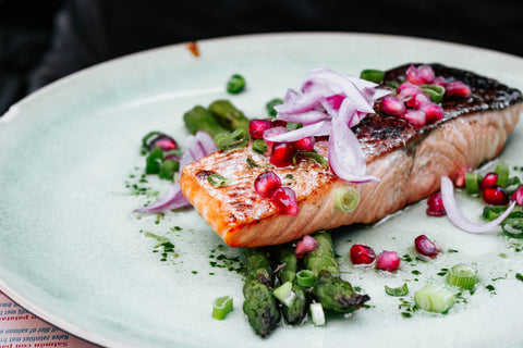 Foods and Drinks To Keep You Energized salmon