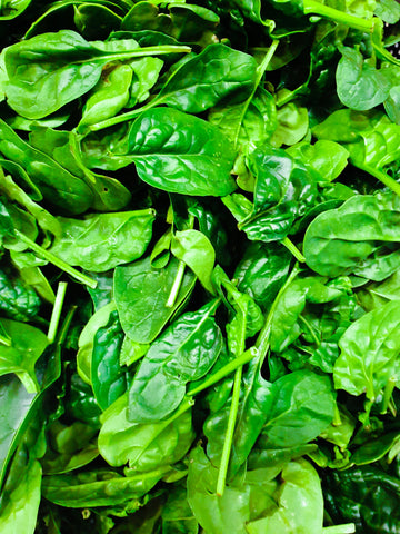 Foods and Drinks To Keep You Energized spinach