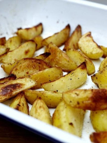 The Best Snacks for Kids' Birthday Parties potato wedges