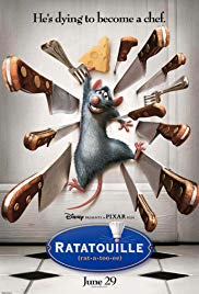 Ratatouille best family movies