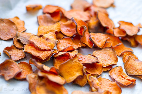 best chips recipes sweet potato