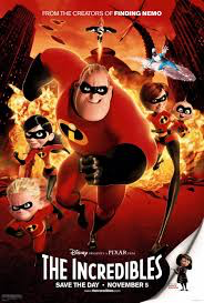 the incredibles best family movies