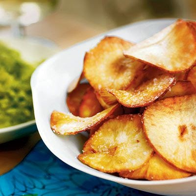 best chip recipes yucca chips