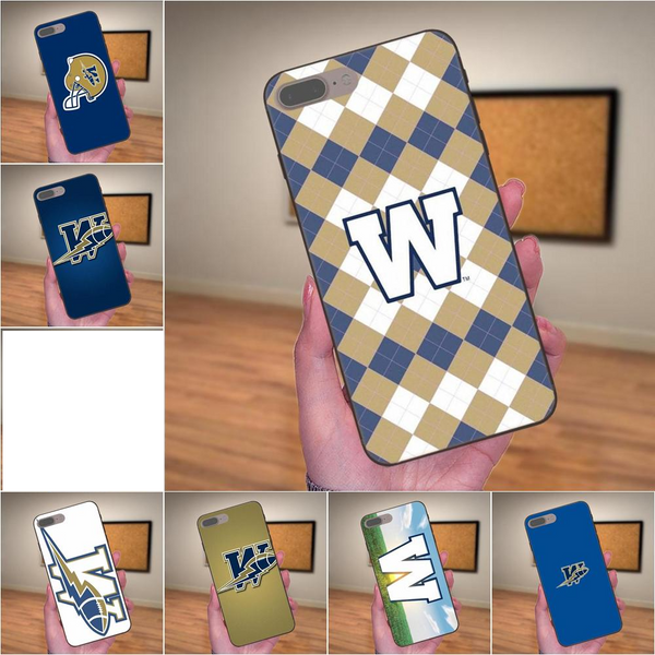 Blue Bomber Grey Cup Champs phone case