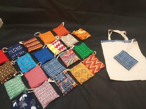 Eco friendly Cotton bag in bag