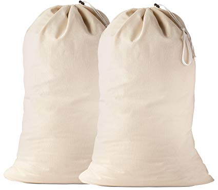Eco friendly Cotton laundry bags