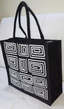 Load image into Gallery viewer, Jute eco friendly shopping bag