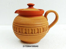 Load image into Gallery viewer, Terracotta Teapot set