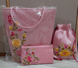 Eco friendly Silk Bag