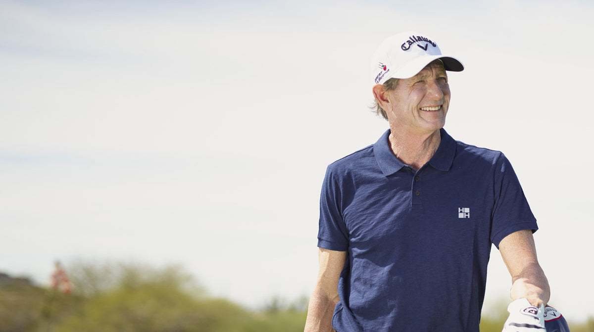 Hank Haney on VooDoo Pain Relief
