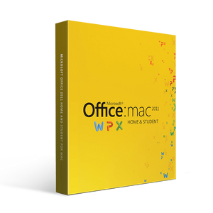 Microsoft Mac Office 2011 Home And Student (Digital)