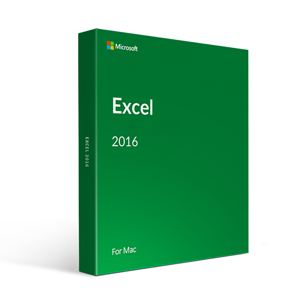Microsoft Microsoft Excel 2016 For Mac