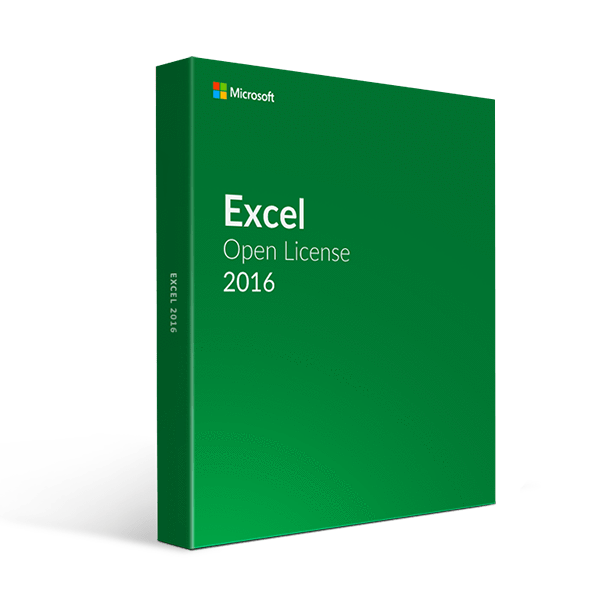 Microsoft Excel 2016 (For Windows Pc Only)