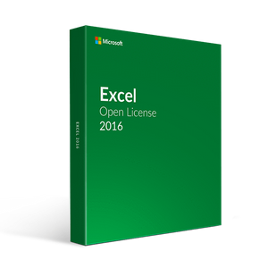 Microsoft Microsoft Excel 2016 (For Windows Pc Only)