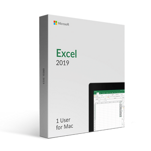 Microsoft Microsoft Excel 2019 For Mac