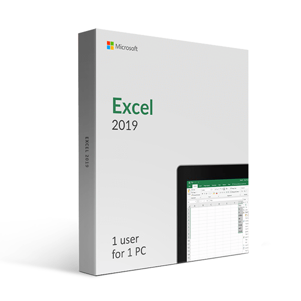 Microsoft Microsoft Excel 2019 For PC