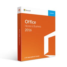 Microsoft Microsoft Office 2016 Home & Business