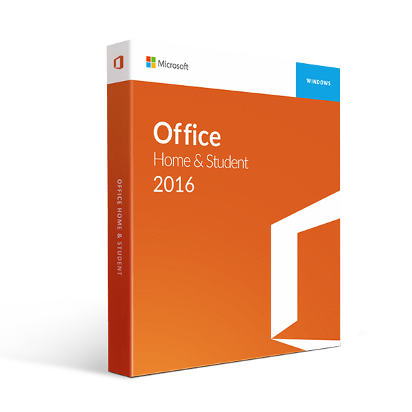 Microsoft Microsoft Office 2016 Home & Student