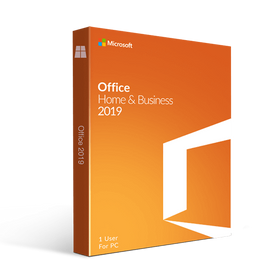 Microsoft Microsoft Office 2019 Home And Business