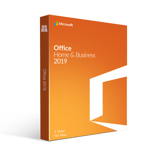 Microsoft Microsoft Office 2019 Home And Business For Mac