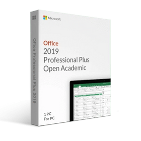 Microsoft Microsoft Office 2019 Professional Plus Open Academic