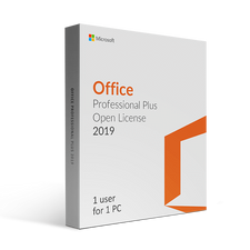 Microsoft Microsoft Office 2019 Professional Plus Open License