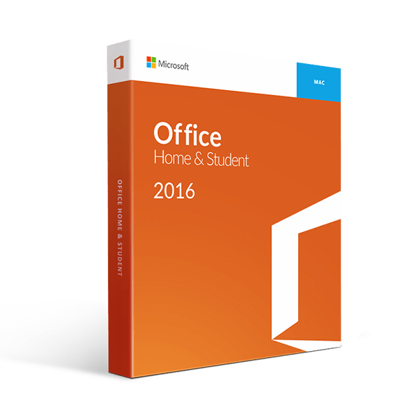 Microsoft Microsoft Office Home And Student 2016 For Mac