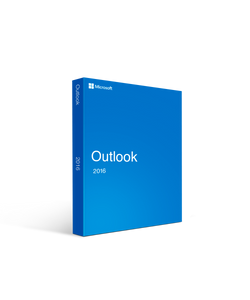 Microsoft Microsoft Office Outlook 2016 For Windows