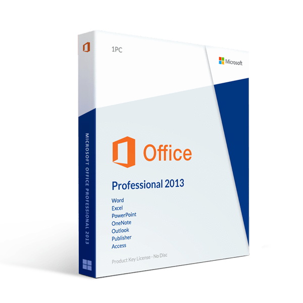 Microsoft Office Professional 2013