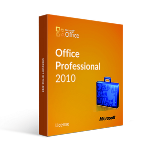 Microsoft Microsoft Office Professional Plus 2010