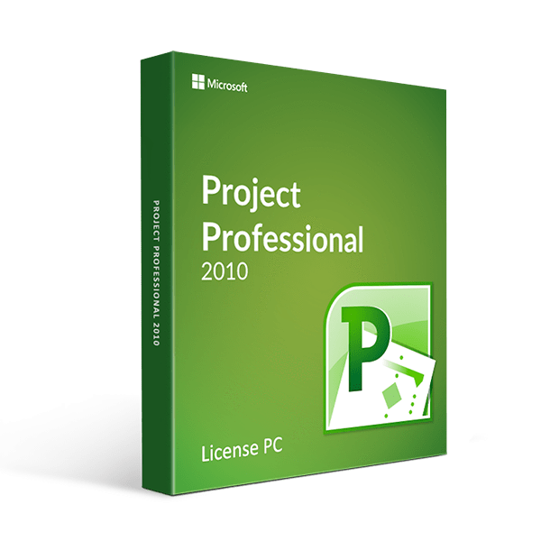 Microsoft Microsoft Office Project Professional 2010