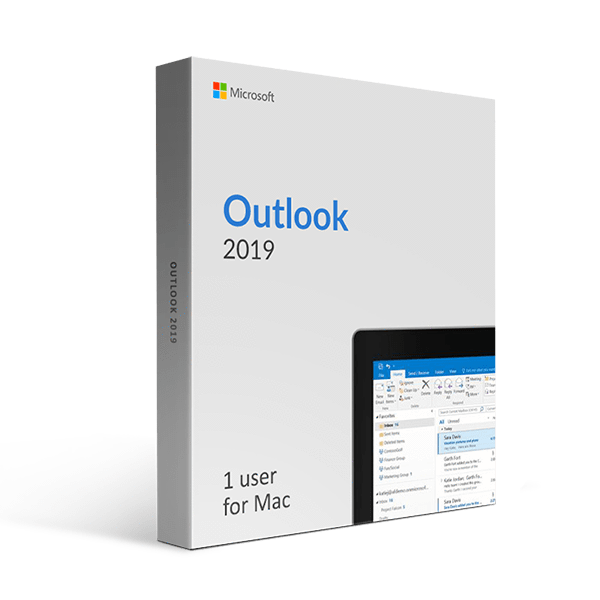 Microsoft Microsoft Outlook  2019 For Mac