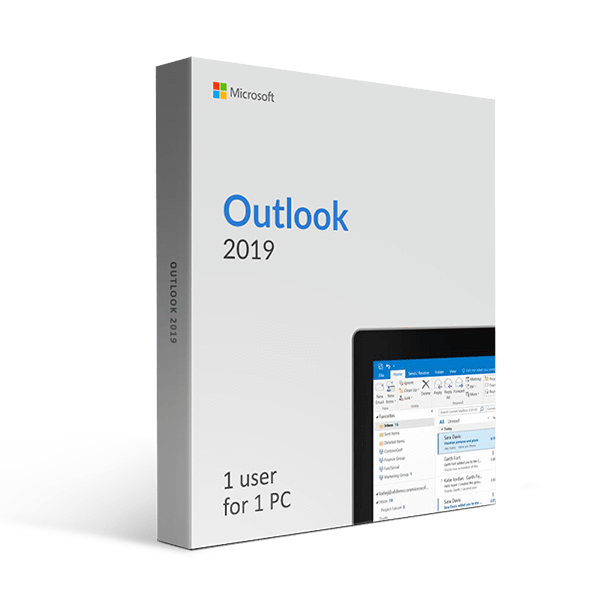 Microsoft Microsoft Outlook 2019 For Pc