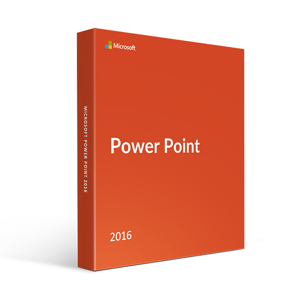 Microsoft Microsoft Powerpoint 2016 (For Windows Pc Only)
