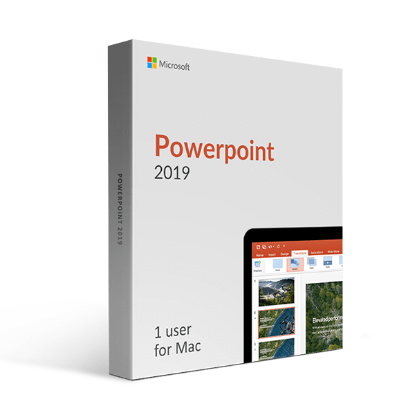 Microsoft Microsoft Powerpoint 2019 For Mac Open License