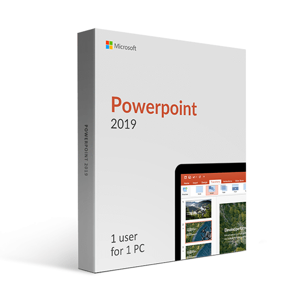 Microsoft Microsoft Powerpoint 2019 For Pc