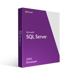 Microsoft Microsoft Sql Server 2014 Developer