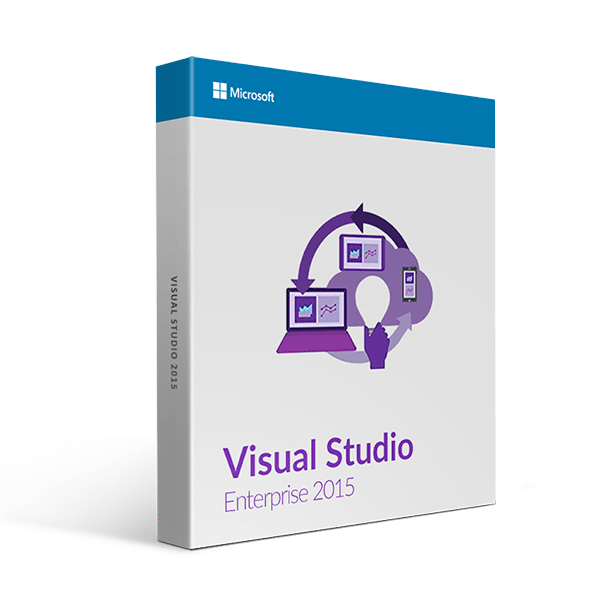 Microsoft Microsoft Visual Studio 2015 Enterprise   Digital Download