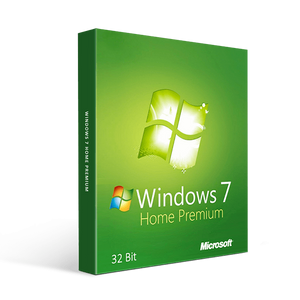 Microsoft Microsoft Windows 7 Home Premium Oem 32 Bit