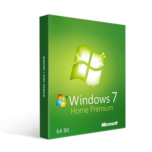 Microsoft Windows 7 Home Premium Oem 64 Bit