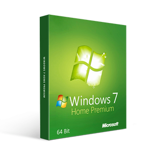 Microsoft Microsoft Windows 7 Home Premium Oem 64 Bit