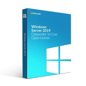 Microsoft Microsoft Windows Server 2019 Datacenter License 16 Cores