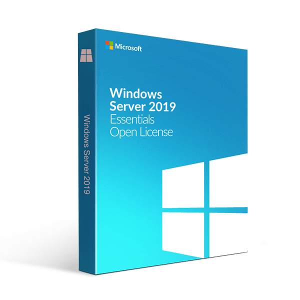 Microsoft Microsoft Windows Server 2019 Essentials
