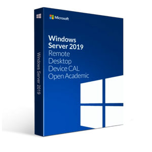 Microsoft Microsoft Windows Server 2019 Remote Desktop Device Cal Open Academic