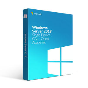 Microsoft Microsoft Windows Server 2019 Single Device Cal Open Academic