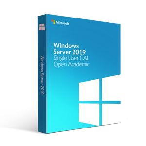Microsoft Microsoft Windows Server 2019 Single User Cal Open Academic
