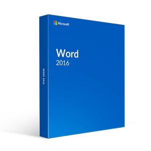 Microsoft Microsoft Word 2016 (For Windows Pc Only)