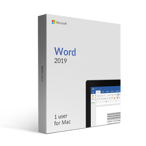 Microsoft Microsoft Word 2019 For Mac